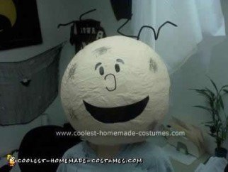 Homemade Peanuts Gang Costume
