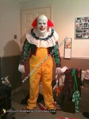 Homemade Clown Costumes For