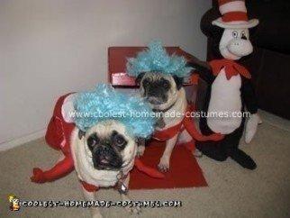 Homemade Pet Dog Costumes