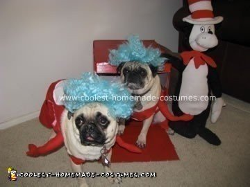 Coolest Homemade Pet Dog Costumes