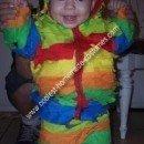 Homemade Pinata Baby Costume