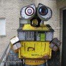 Homemade Pixar's Wall-E Costume