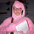 Homemade Ralphie Costume from A Christmas Story