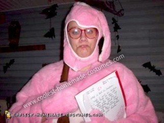 coolest homemade ralphie costume from a christmas story