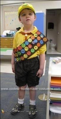 Homemade Russell Costume