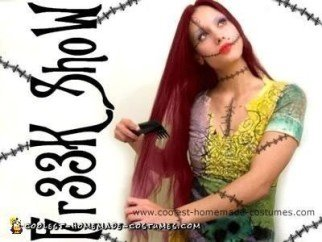 Homemade Sally Costume