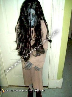 Homemade Samara from The Ring Costume