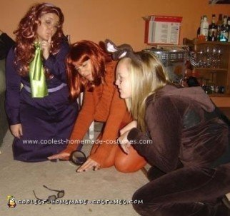 Homemade Scooby Doo Costumes