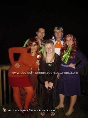 Homemade Scooby Doo Costumes