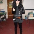 Homemade Slash Costume