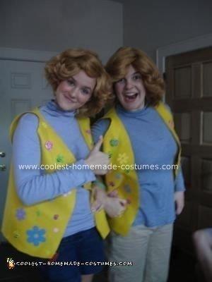 Homemade SNL Costume