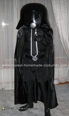 Homemade Spaceballs Dark Helmet Costume