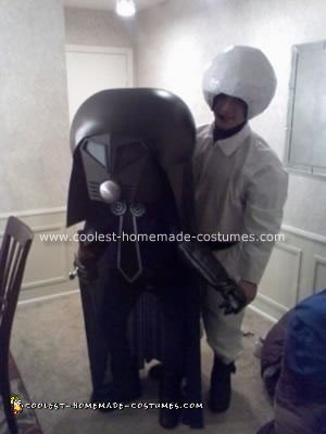 Homemade Spaceballs Halloween Costume