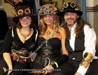 Homemade Steampunk Costume Ideas