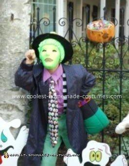 Homemade The Mask Costume