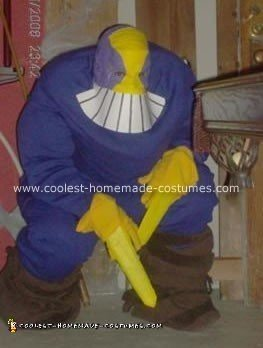 Homemade The Maxx Costume