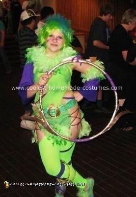 Homemade Tira from Soulcalibur Costume