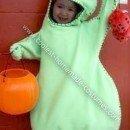 Homemade Toddler Oogie Boogie Halloween Costume