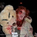 Homemade Toronto Zoo Bear Attack Halloween Costume Idea
