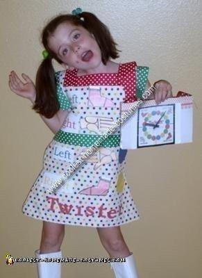 Homemade Twister Twins Costume