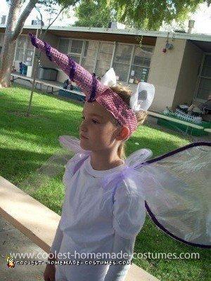 Homemade Unicorn Pegasus Costume