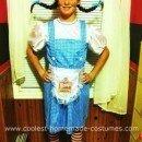 Homemade Wendy's Costume
