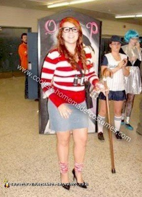 Homemade Where is Waldo Costume