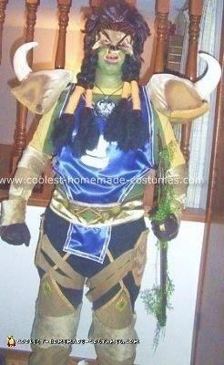 Homemade World of Warcraft Costume