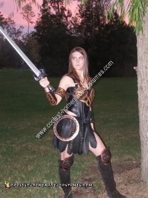Xena The Warrior Princess Costume