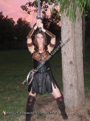 Xena The Warrior Princess Costume