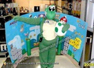 Yoshi from Super Mario World Costume