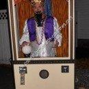 Homemade Zoltar Halloween Costume Idea