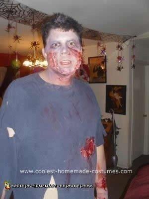 Homemade Zombie Costume