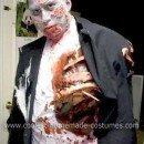 Homemade Zombie Dad Costume