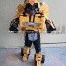 HomemadeTransformer Bumble Bee Costume