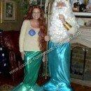 Homemde Little Mermaid Costumes
