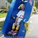 Coolest Honey Bucket Port-a-Potty Costume 17