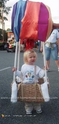 Coolest Hot Air Balloon Costume