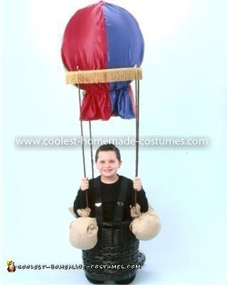 Coolest Hot Air Balloon Costume 13