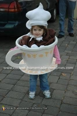 Hot Chocolate Costume