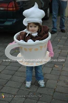Hot Chocolate Costume