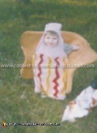 Coolest Hot Dog Costume