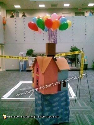 House from Up Costume