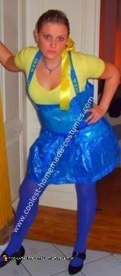 Homemade IKEA Costume
