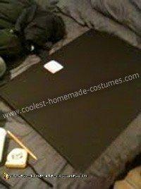Black Cardboard for Frames