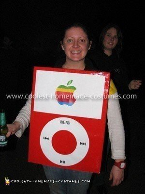 Coolest iPod Costume