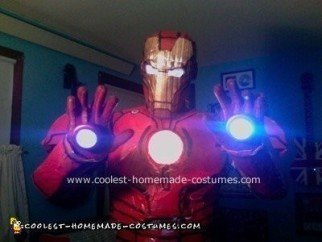 Iron Man Lights Up The Darkness