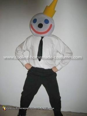 Jack in the Box Costume