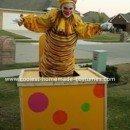 Jack in the Box Halloween Costume