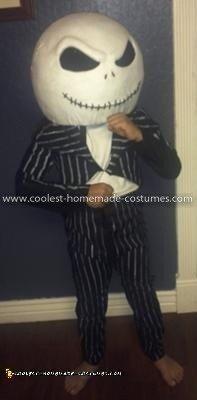 Coolest Jack Skellington Costume 70